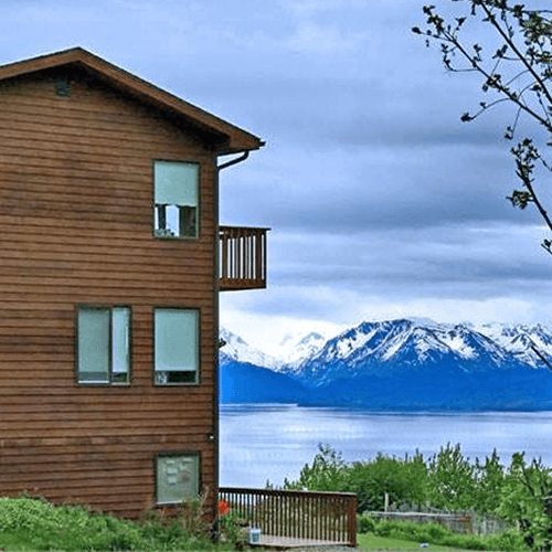 motels in homer alaska